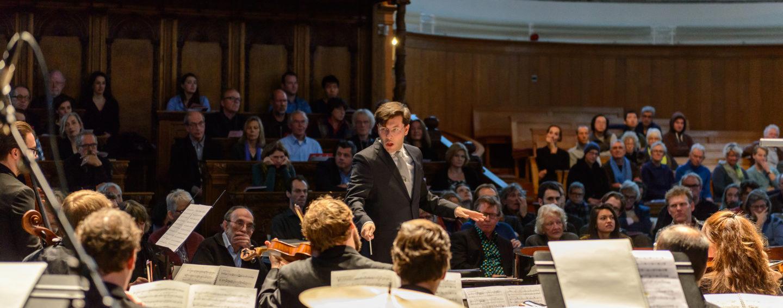 New European Ensemble o.l.v. Christian Karlsen (foto Rob Hogeslag)
