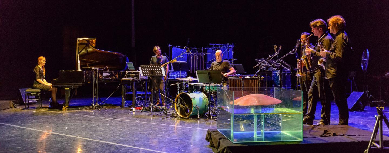 Ensemble Klang (foto Rob Hogeslag)